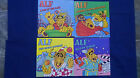 Vintage ALF BOOKS SET OF 4 Mission to Mars + The Great Alfonso Etc ALF THE ALIEN