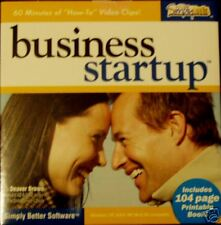 Business Start-Up How To Guide Cdrom Computer Software