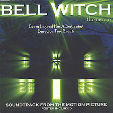 Bell Witch: The Movie Soundtrack CD by Various Artists 2005 Penny Jar Records