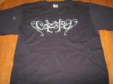 "CELESTIA ""Logo"" T-Shirt L  alcest mortifera xasthur"