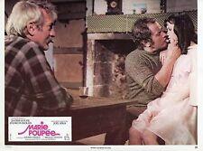 BERNARD FRESSON  JEANNE GOUPIL  MARIE POUPEE 76 VINTAGE PHOTO LOBBY CARD N°7
