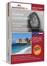 KROATISCH lernen von A bis Z - Sprachkurs-Komplett-DVD plus Smartphone-Version