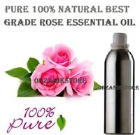 Essential Oil Rose  Pure 100% Natural Therapeutic Aromatherapy 10 ml-500 ml