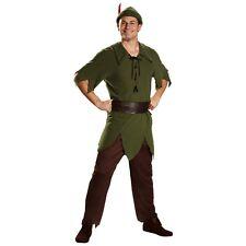 Peter Pan Classic Adult Mens Disney Halloween Costume
