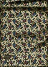 """""""Genoa"""" Floral Bouquet Print on cream by Fabric Freedom In London, England"""