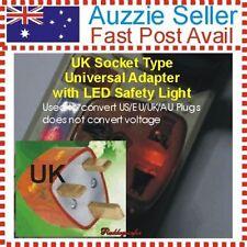 Unbranded EU UK Travel Electrical Adaptors