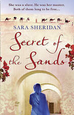 Secret of the Sands by Sara Sheridan, Good Used Book (Paperback) FREE & FAST Del