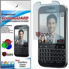 3 Pellicola Per BlackBerry Classic Proteggi Salva Schermo Display Pellicole LCD