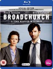 BROADCHURCH - SPECIAL EDITION - BLU-RAY - REGION B UK