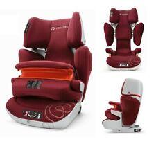 Concord Transformer XT Pro Auto-Kindersitz Isofix - Bordeaux Red, 9m bis 12Jahre