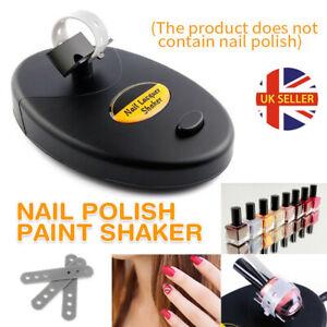 Pro Gel Nail Polish Paint Shaker Manicure Machine For Tattoo Ink Nails Glue UK