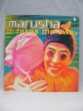 Marusha - It Takes Me Away - Techno - Vinyl Record - *Very Good+*