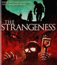 THE STRANGENESS Code Red BLU-RAY Stop-Motion MINING CREATURE New BOOGENS EQUINOX