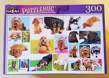 Dogs Puzzlebug 300 piece Brand New FREE SHIPPING