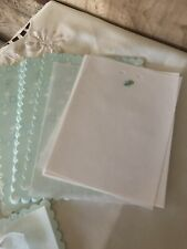 10 Baby Birth Announcements Shower Invitations Cards & Envelope You Print Velum