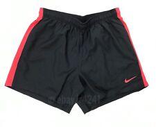 New Nike Dri-Fit Sideline Training Short Women's Medium Black Red 845786