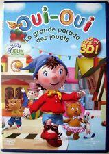 DVD Oui-Oui - La grande parade des jouets - 1H20mn