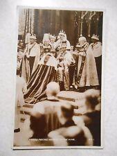 Coronation Day king George VI  Postcards
