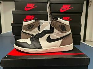 "Air Jordan 1 Retro High OG ""Dark Mocha"" 555088 105 MEN Size 8.5-14 - Authentic"
