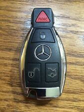 MERCEDES BENZ Keyless Remote Smart Key  (4-BUTTON) FCC: IYZDC07 - GOOD!!!