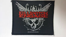 Killswitch Engage 2004 Wings metalcore metal artist Sew On patch music KSE