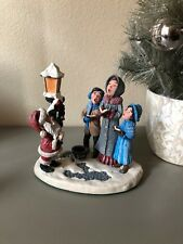 "Duncan Royale Christmas Images ""the Carolers� #320/10,000 Limited Edition"