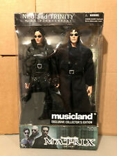 The Matrix Musicland Exclusive Collector Edition 12 inch box set Neo & 00000402  Trinity