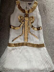 Julien Macdonald Girls' Dress Age 10 **WORN ONLY ONCE**