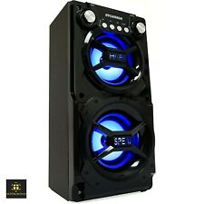 Party Speakers Bluetooth 15 Wireless Home Stereo Outdoor Rechargeable Portable