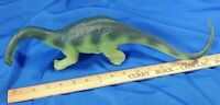 "1988 17"" The Carnegie Safari LTD 16"" Apatosaurus Dinosaur Toy Figure VTG LARGE"