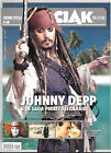Johnny Depp & la saga Pirati dei Caraibi - CIAK Collection Edizione Speciale