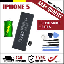 AAA+ REPLACEMENT REMPLACEMENT BATTERY/BATTERIJ/BATTERIE/ACCU +TOOLS FOR IPHONE 5