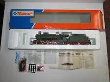 Roco 43216 Steam Locomotive Class C Der K. W. St. E.Württemberg Boxed Scale H0