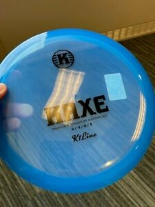 Kastaplast K1 Kaxe -- Cool Blue Transluscent -- 173g -- Brand New
