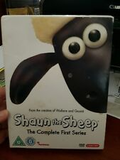 Shaun The Sheep - The Complete First series - DVD MOVIE - FREE POST *