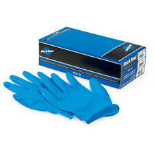 Park Tool MG-2 Nitrile Mechanic Gloves Blue Small - Box of 100