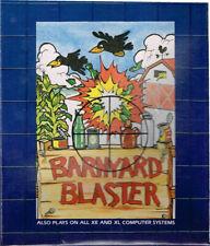 ATARI XE Cartridge RX8086: Banyard Blaster Neu und eingeschweißt