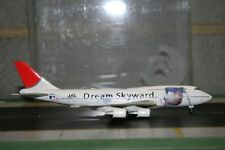 "Phoenix 1:400 JAL Japan Boeing 747-400 JA8907 ""Dream Skyward"" (PH4JAL003)"