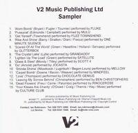 Compilation CDr Sampler V2 Music Publishing Ltd Sampler - France (EX+/EX+)
