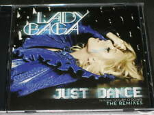 LADY GAGA - Just Dance - 9 Track DJ PROMO CD w/ Remixes, Radio Edit, Dub! RARE!