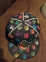 RARE Baltimore Orioles Flat Brim Hat 7 7/8