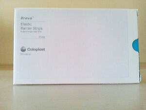 Coloplast Brava Elastic Barrier Strips #120700 - SEALED BOX OF 20 PIECES  NEW!!