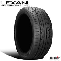 1 X New Lexani LXUHP-207 205/45R17 88W Performance All-Season Tire