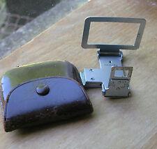 Genuine Kodak Retina Offset 50mm Sports buscador Máscara Y Estuche