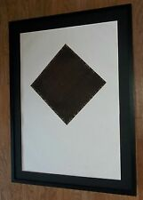 Alfred Dunn - Signed Limited Edition art, 60x80cm frame, rare abstract etchings