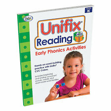 Unifix Reading: Early Phonics Activities - Educational - 1 Piece