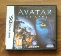 James Cameron's Avatar: The Game for Nintendo DS. Free UK Postage