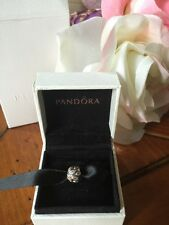 Authentic Pandora #790429 Tree of Life Bead with 14k Gold **RETIRED**