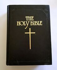 The Holy Bible Douay Rheims Version Translated Latin Vulgate Tan Books 1971