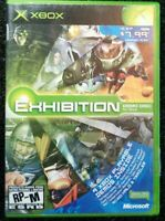 Exhibition Demo Disc Xbox Original Microsoft Complete Tested Rare